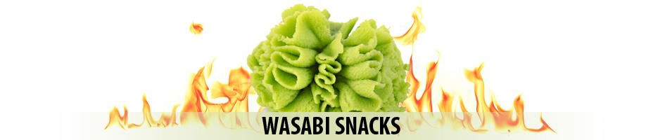 Wasabi meets Snacks  Wasabi Snacks...