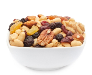 SALTY FRUIT & NUT MIX