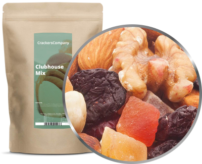 CLUBHOUSE MIX ZIP Beutel 500g
