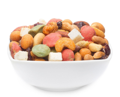 SPICY FRUIT & NUT MIX