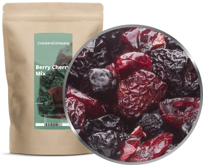 BERRY CHERRY MIX  ZIP Beutel 700g