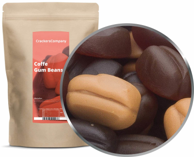 COFFEE GUM BEANS ZIP Beutel 650g