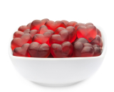 RED FRUITY HEARTS
