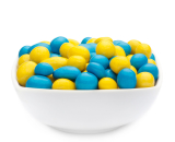 YELLOW & BLUE PEANUTS