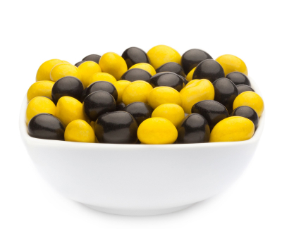 YELLOW & BLACK PEANUTS