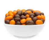 ORANGE & BROWN PEANUTS