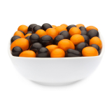 ORANGE & BLACK PEANUTS