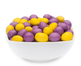 YELLOW & PURPLE PEANUTS