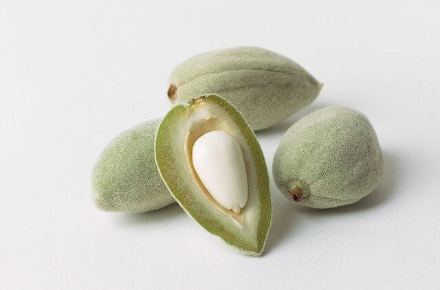 Die Mandelfrucht - der gesundheitsfördernde Energielieferant