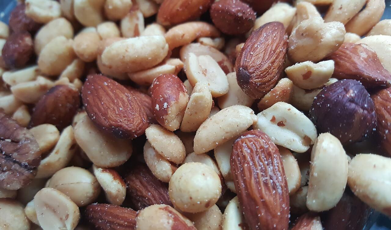 Lebensretter Nüsse