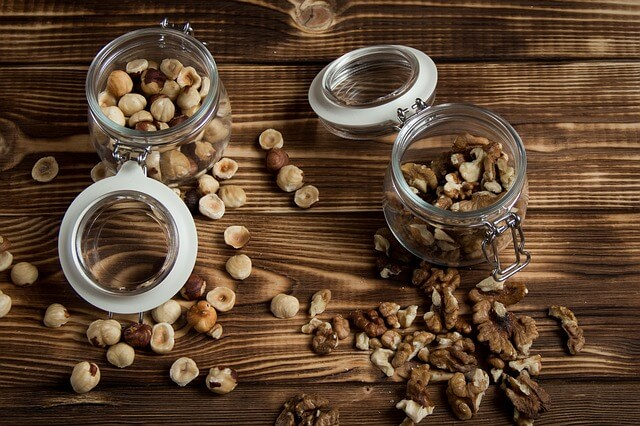 Nüsse gesund für Kreislauf