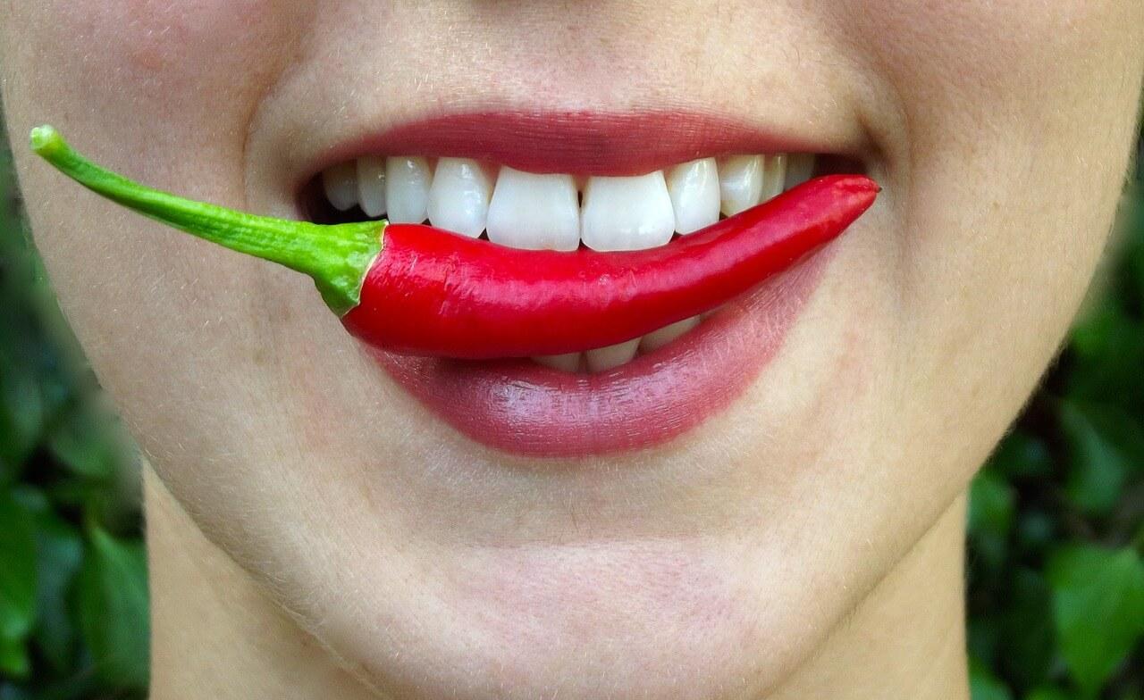 Chili ist Gesund