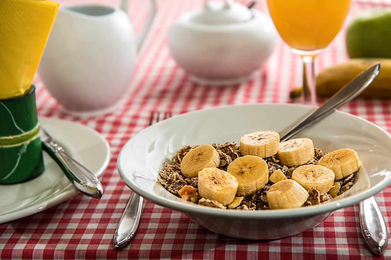 frühstücks mischung