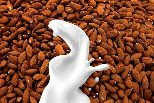 Mandel Milch