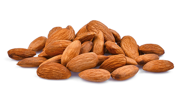 Snacks with Almond