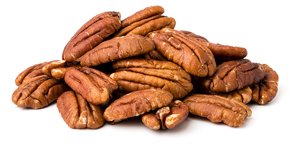 Snacks with Pecan nut