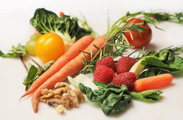 vegan Ernährung